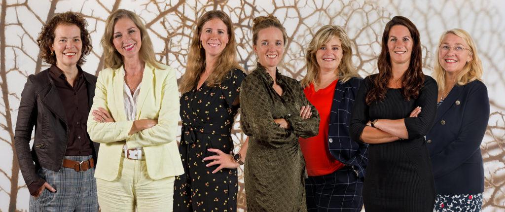 Het team van Klachtenportaal Zorg